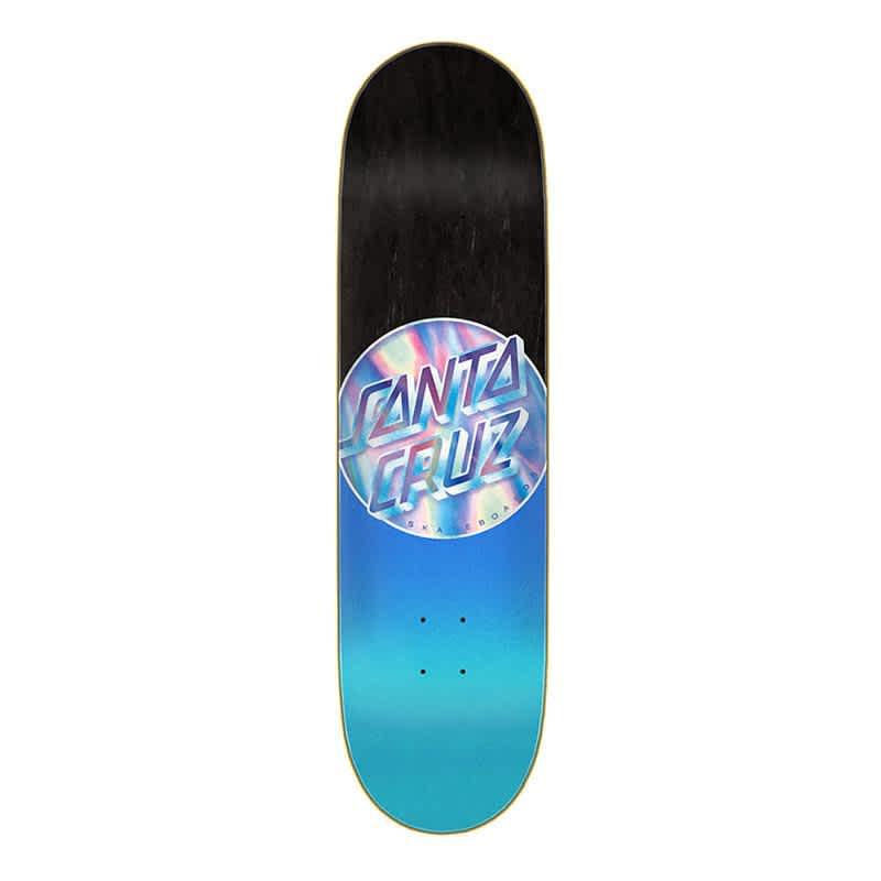 "Santa Cruz Iridescent Dot 8.5"" Deck   Deck by Santa Cruz Skateboards 1"