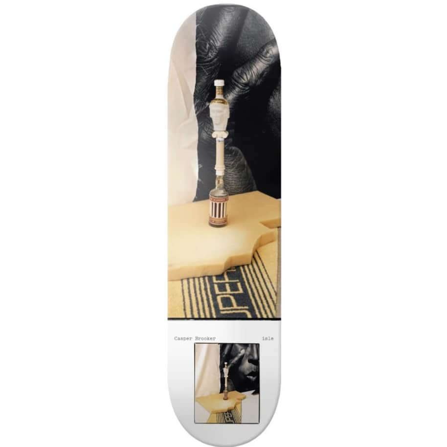 Isle Casper Brooker Milo Brennan Artist Series 8.375"
