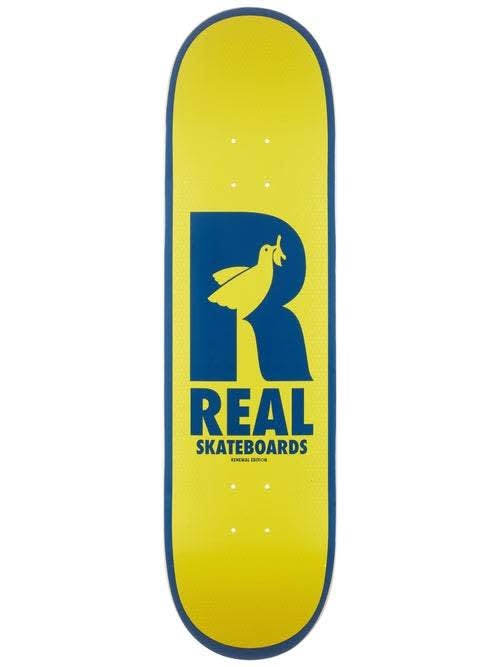 REAL Doves Renewal Deck 8.38   Deck by Real Skateboards 1