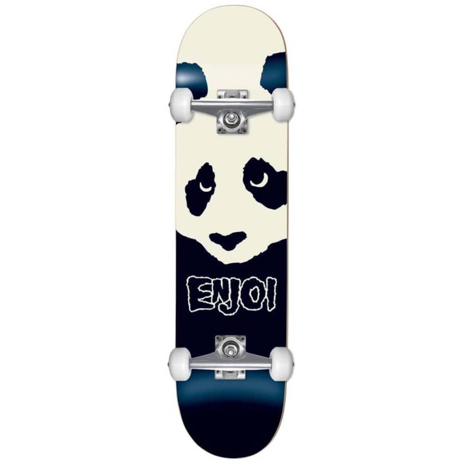 "Enjoi - 7.625"" Misfit Panda Complete Skateboard | Complete Skateboard by Enjoi Skateboards 1"