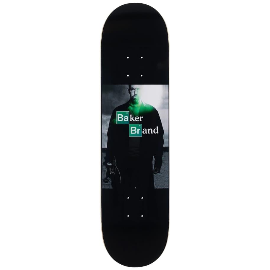 "Baker Skateboards Reynolds ABQ Skateboard Deck - 8.125"" | Deck by Baker Skateboards 1"