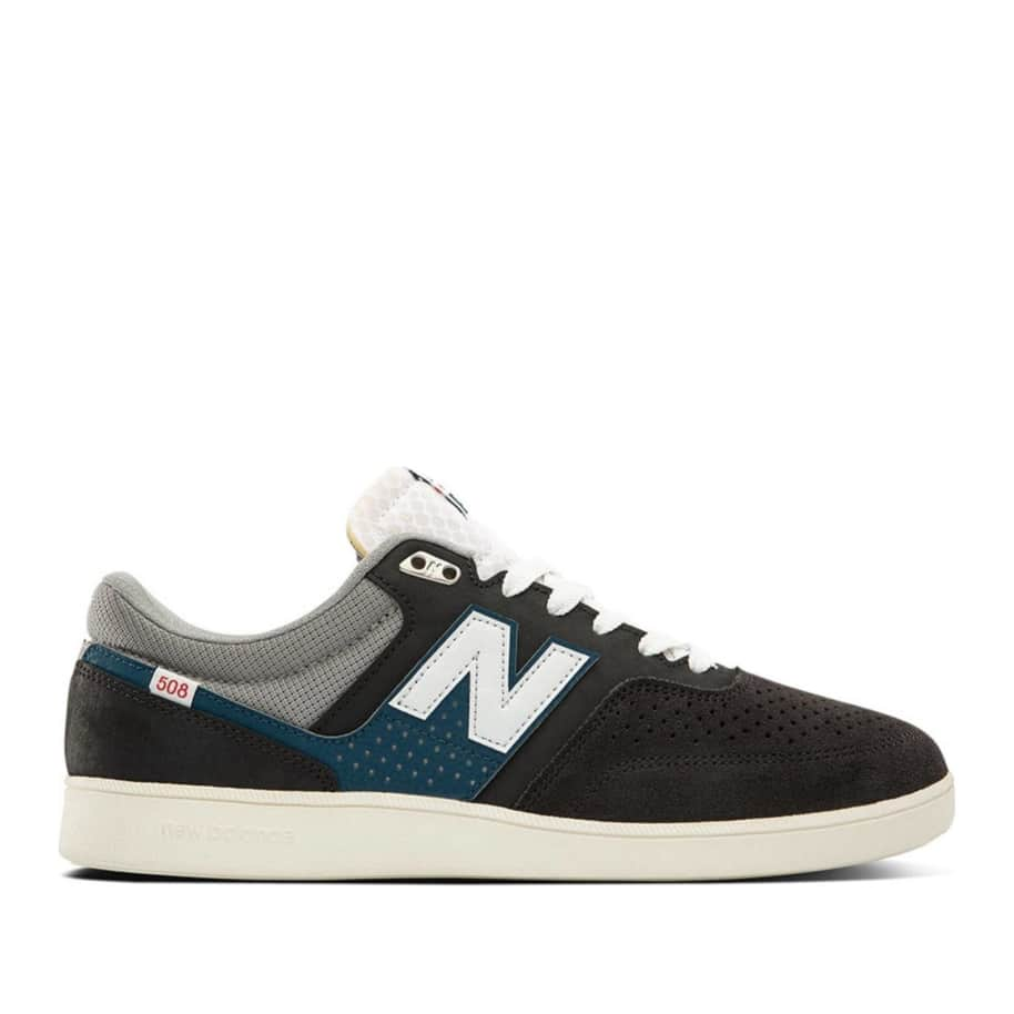 New Balance Numeric 508 Shoes - Dark Grey / Blue   Shoes by New Balance 1