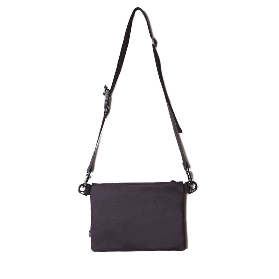 OBEY Conditions Side Bag III - Black | Shoulder Bag by OBEY Clothing 2