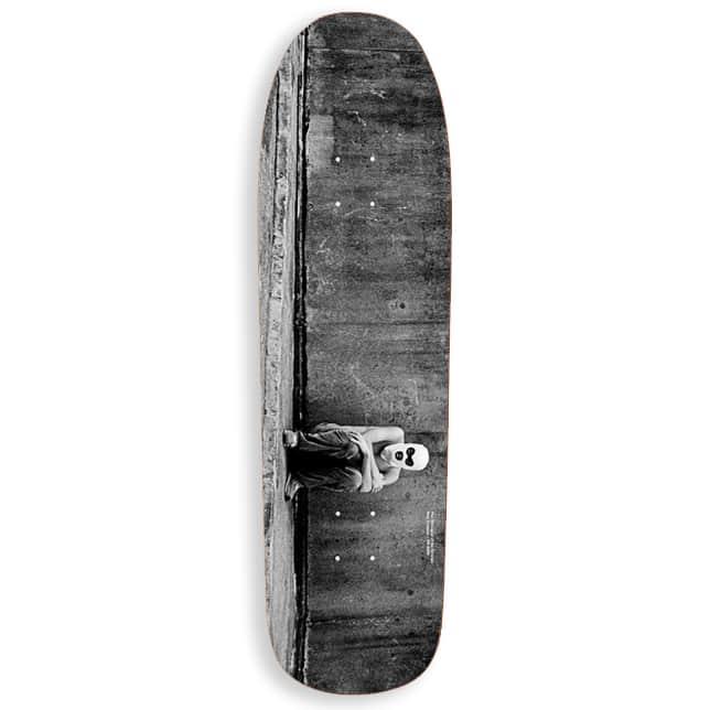"Polar Skate Co Klez Hong Kong Skateboard Deck - 9.25"" 1991 Special Shape | Deck by Polar Skate Co 1"