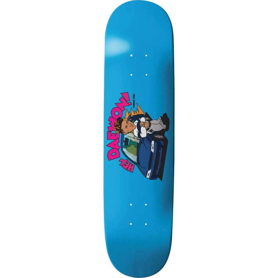 """Thank You - Daewon Song Acura Deck (8"""")   Deck by Thank You Skate Co 1"""
