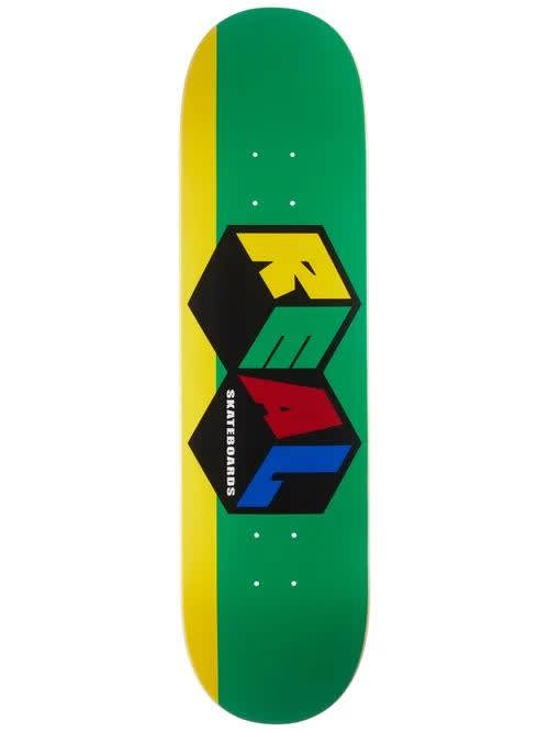 Real - City Blocks 8.25 | Deck by Antihero Skateboards 1