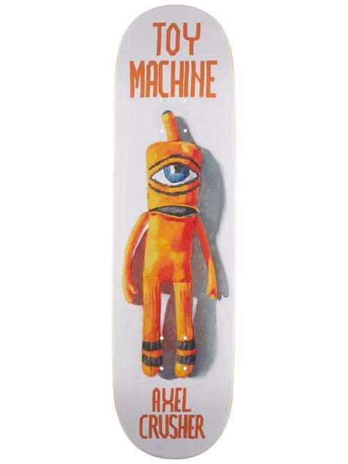 "Toy Machine - Axel Cruysberghs Sock Doll Deck (8.5"") | Deck by Toy Machine 1"