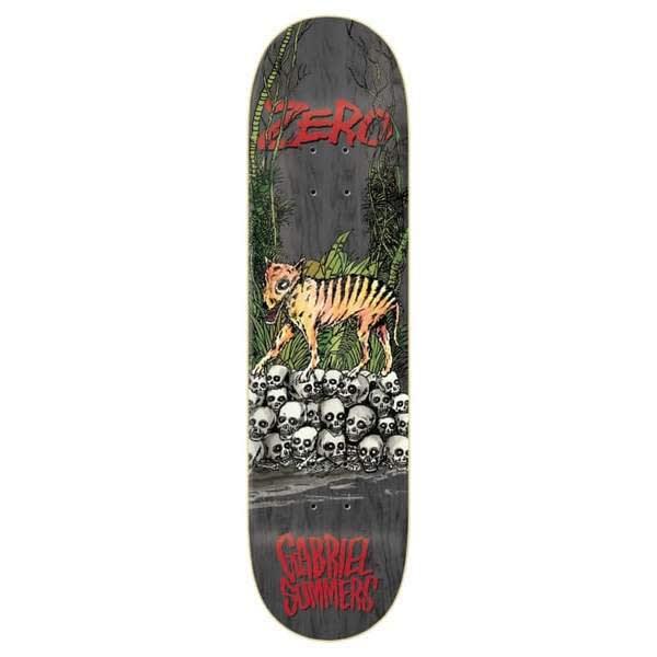 Zero Summers Tasmanian Tiger Deck 8.25   Deck by Zero Skateboards 1