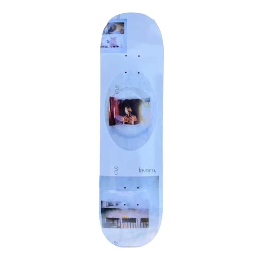 """Isle Remy Taveira Freeze Series Deck 8.375"""" 