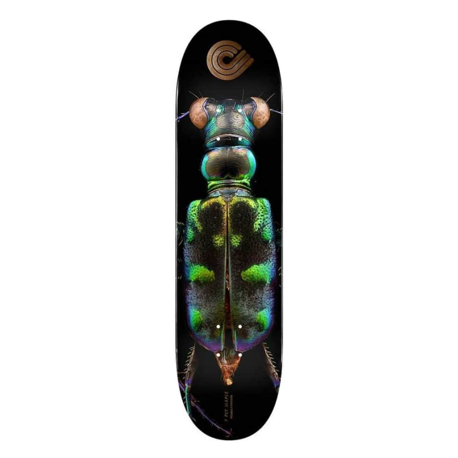 """BISS Tiger Beetle - 8.25""""   Deck by Powell Peralta 1"""
