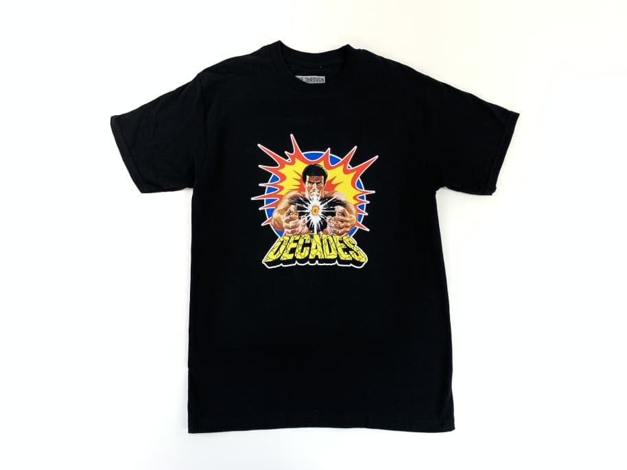 The Decades - Headbuster Tee   T-Shirt by The Decades 1