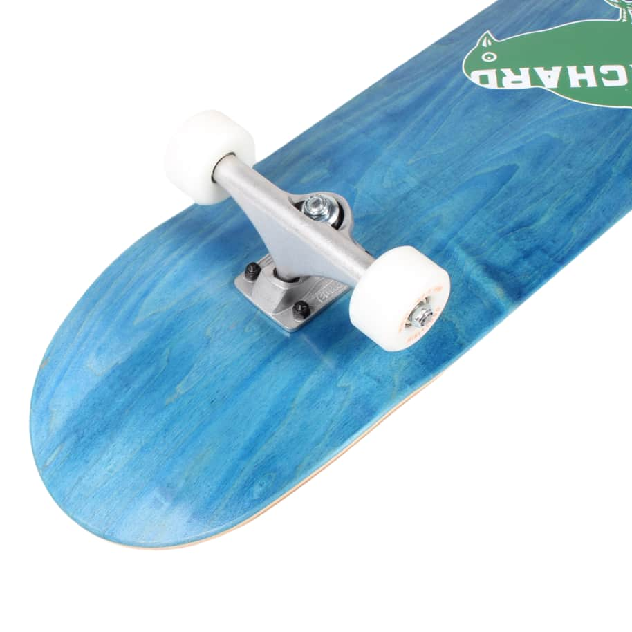 Orchard Green Bird Logo Hybrid Complete 8.0 Blue (With Free Skate Tool) | Complete Skateboard by Orchard 3