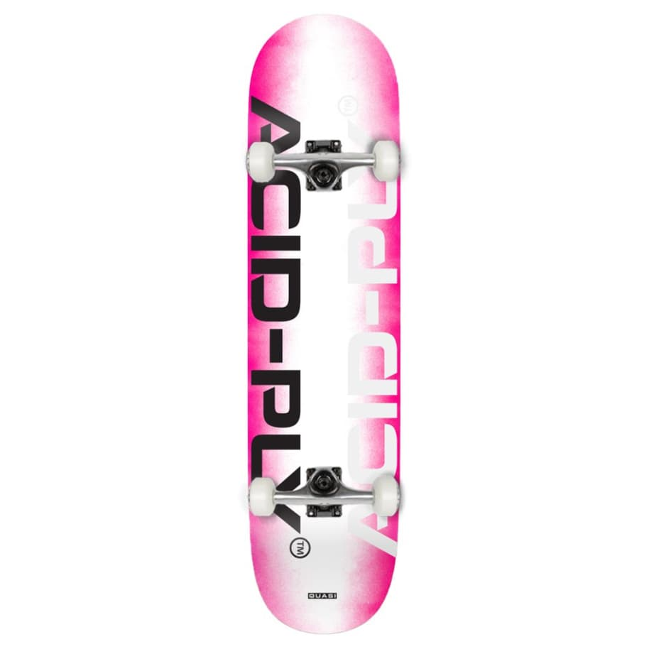 Quasi - Technology - Two - Complete Skateboard - 8.5'' | Complete Skateboard by Quasi Skateboards 1
