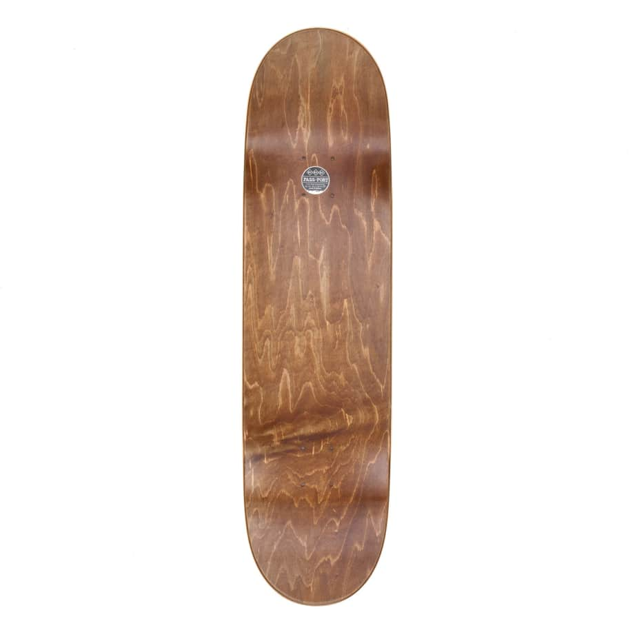 """Passport What U Thought Drums Deck - 8.38"""" 