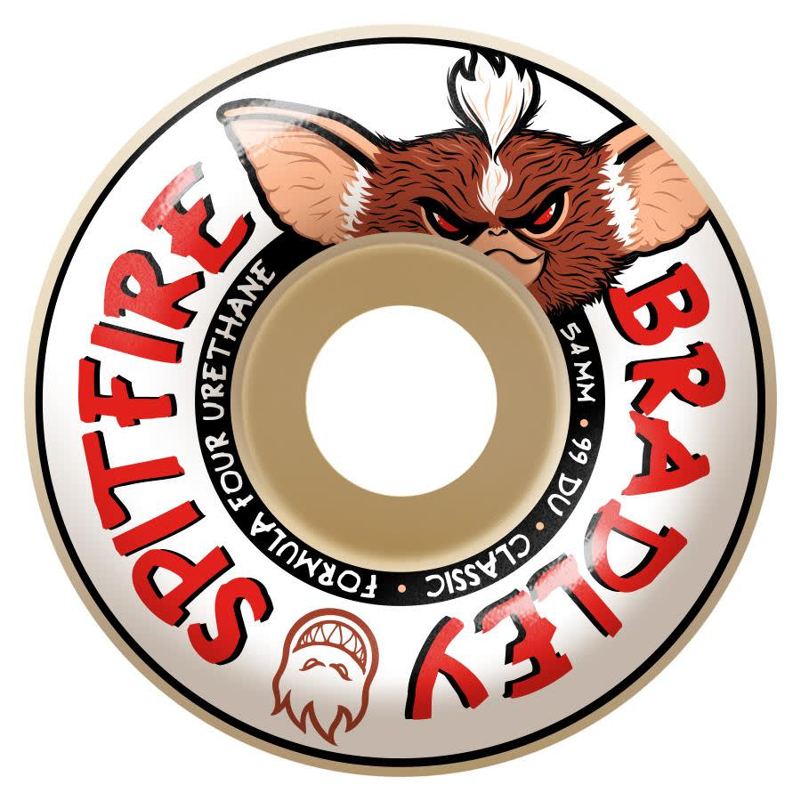 Spitfire Formula Four Kevin Bradley Before Midnight Wheels 52mm | Wheels by Spitfire Wheels 1