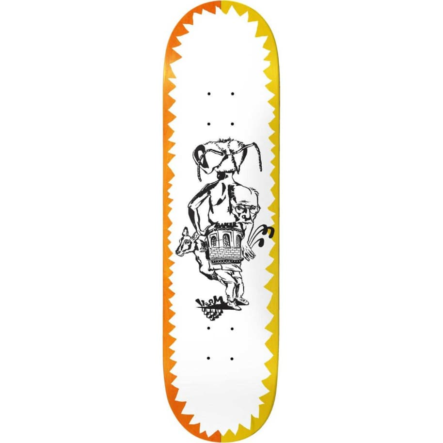 Baker Herman Daydreams Deck 8.0 | Deck by Baker Skateboards 1