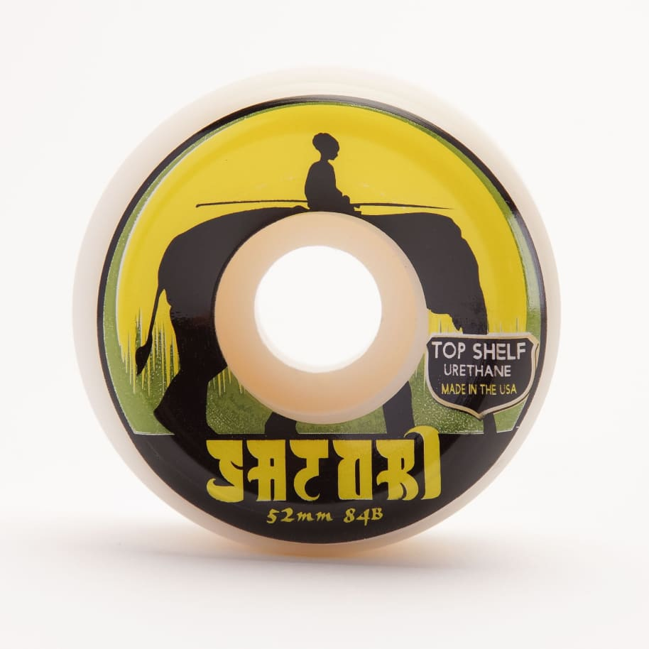 Satori - Elephant Top Shelf Wheels 52mm | Wheels by Satori Wheels 1