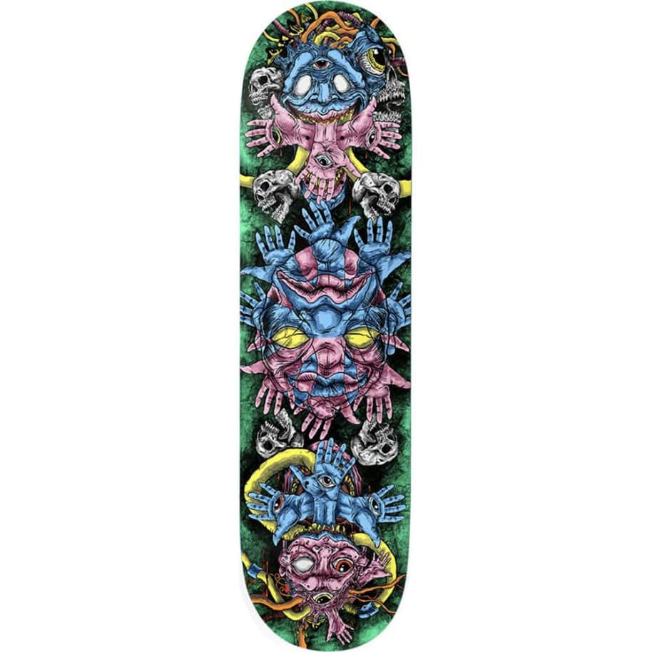 """Deathwish - Neen Controlled Chaos Twin Deck (8.125"""") 