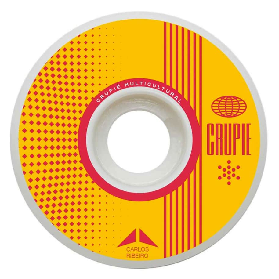 Crupié - Carlos Ribeiro CRB 101a 53mm | Wheels by Crupié 1