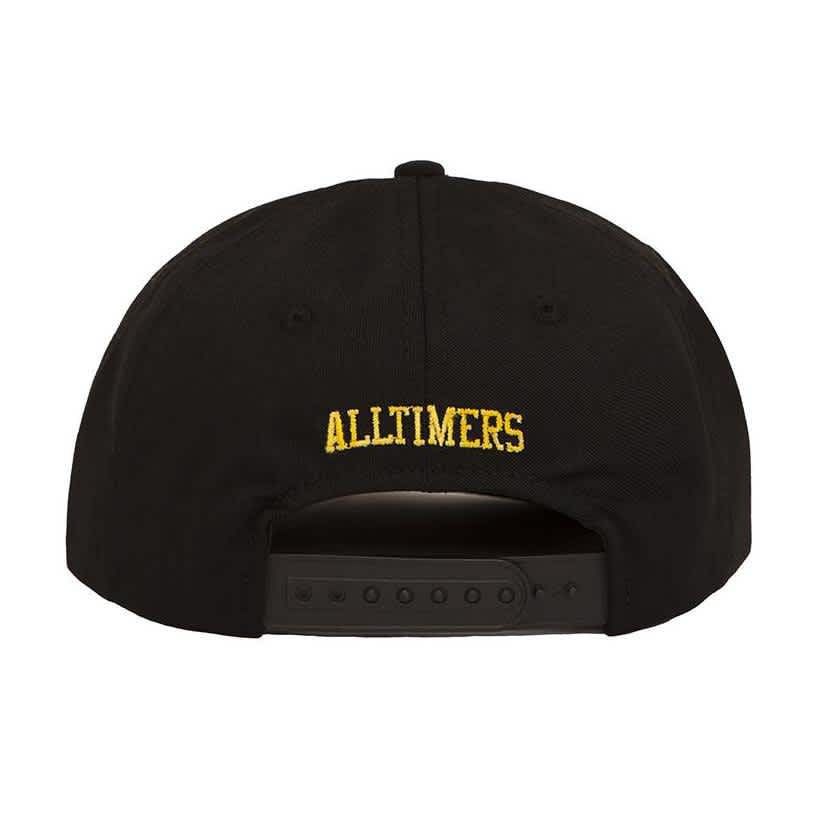 Alltimers Never Ending Story Cap - Black | Snapback Cap by Alltimers 3