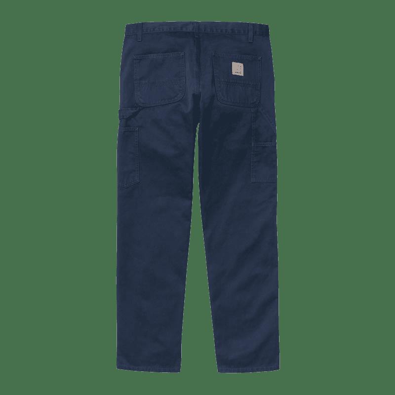 Carhartt WIP Ruck Single Knee Pant - Space | Trousers by Carhartt WIP 1