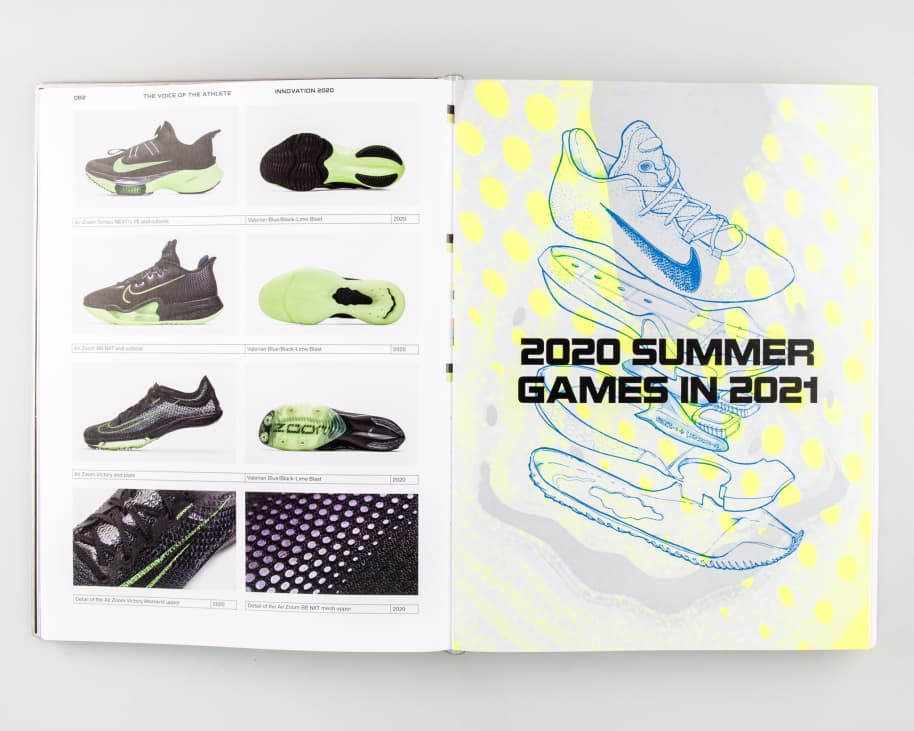 Nike: Better is Temporary | Book by Phaidon 3