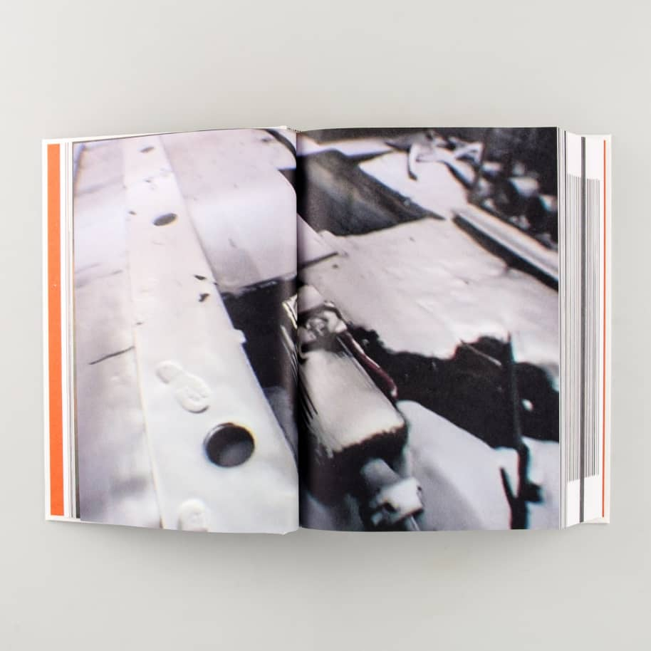 The Walking Eye | Book by Roma Publications 2