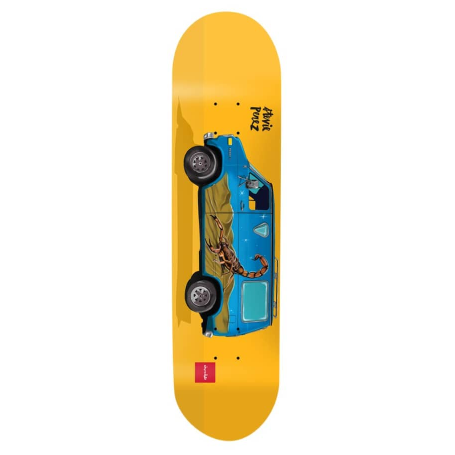 Perez Vanners - 8.375   Deck by Chocolate Skateboards 1