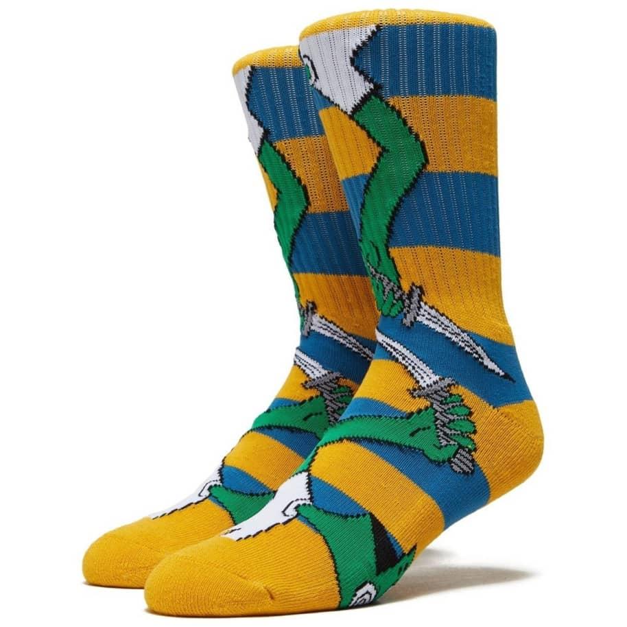 Toy Machine Kill Art Crew Socks   Socks by Toy Machine 1