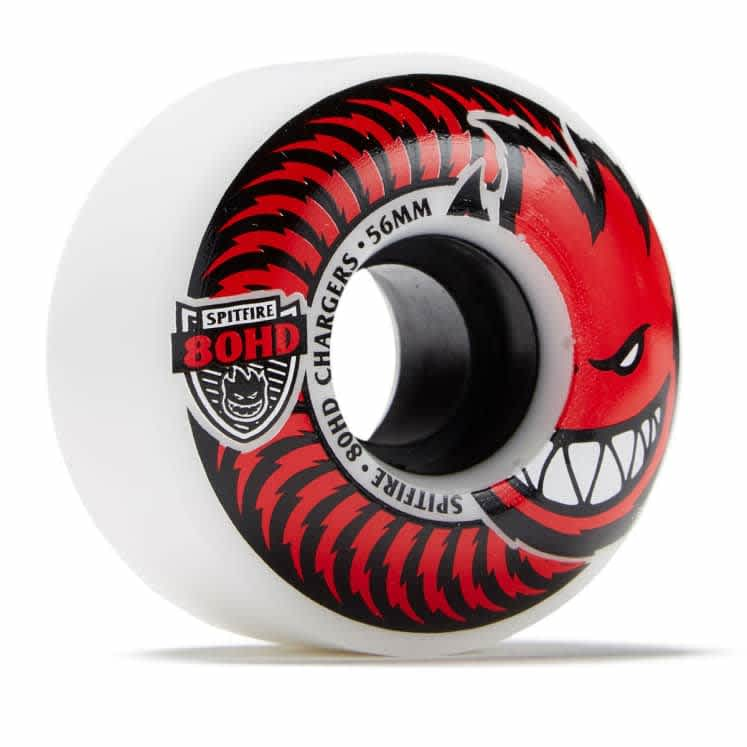 Spitfire 80HD Conical Chargers - 56mm | Wheels by Spitfire Wheels 1