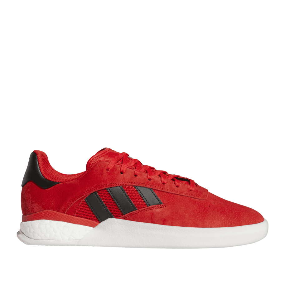 adidas Skateboarding 3ST.004 Shoes - Vivid Red / Core Black / Cloud White | Shoes by adidas Skateboarding 1