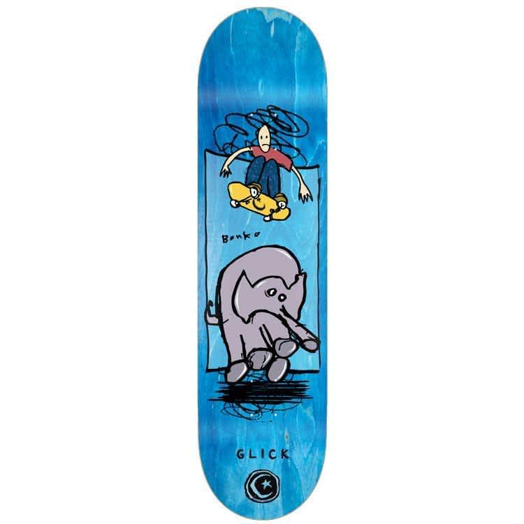 Foundation Glick Elephant Deck - (8.5) | Deck by Toy Machine 1