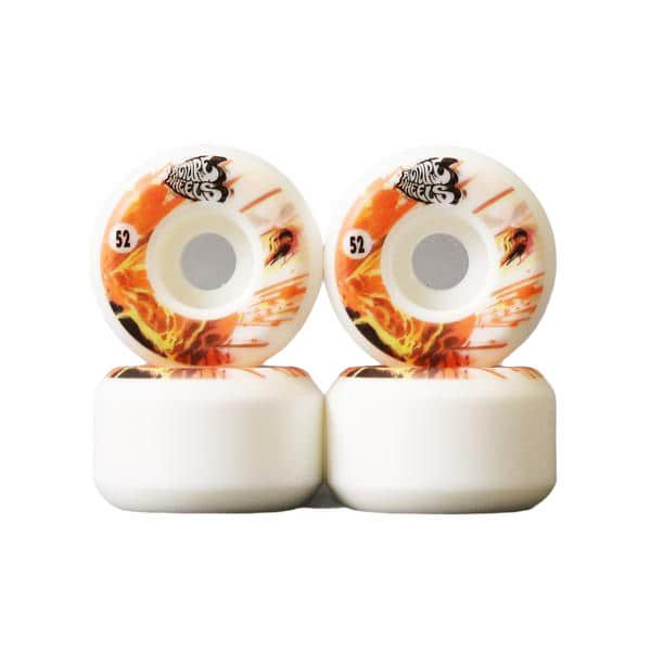 Picture Wheels Kung Fu Drifter Team Series Chopper 52mm | Wheels by Picture Wheel Company 1