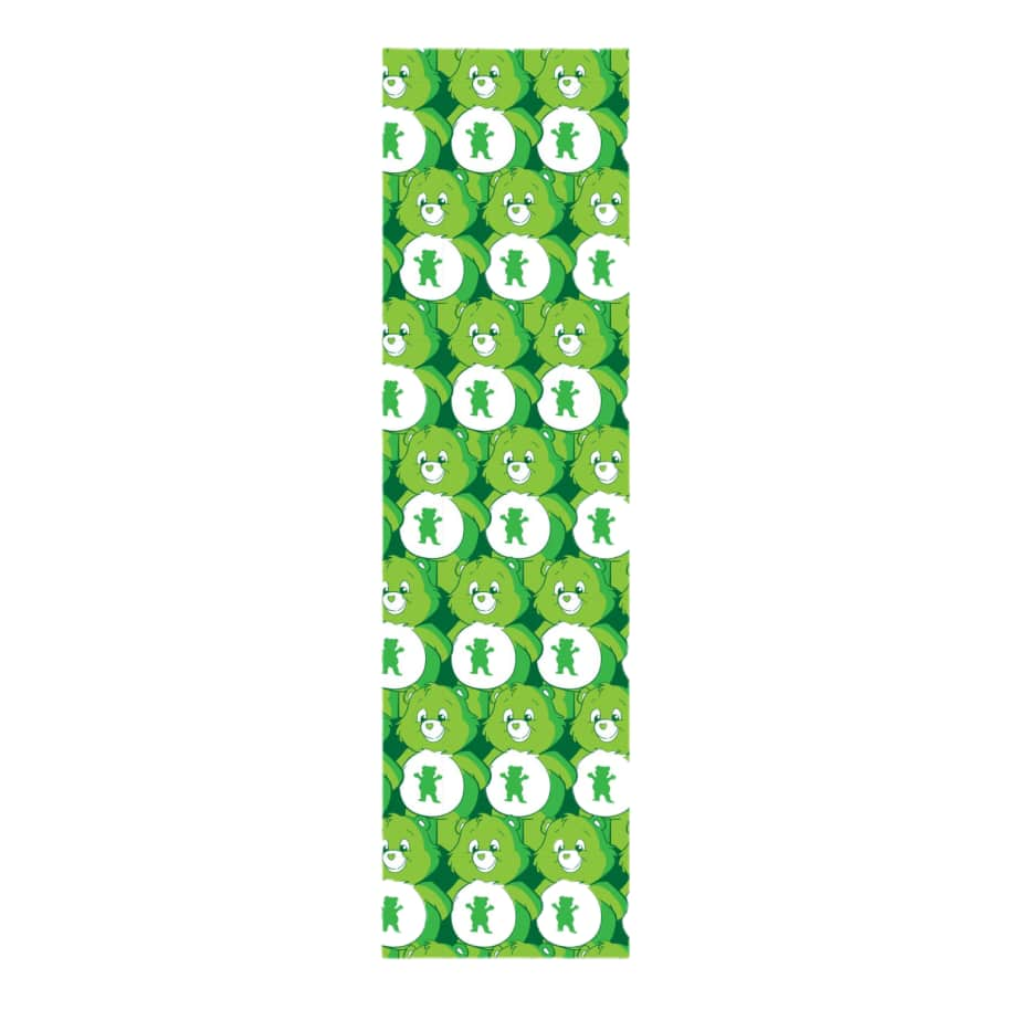 GRIZZLY POSITIVE BEARS PRINT GRIP GREEN   Griptape by Grizzly Griptape 1