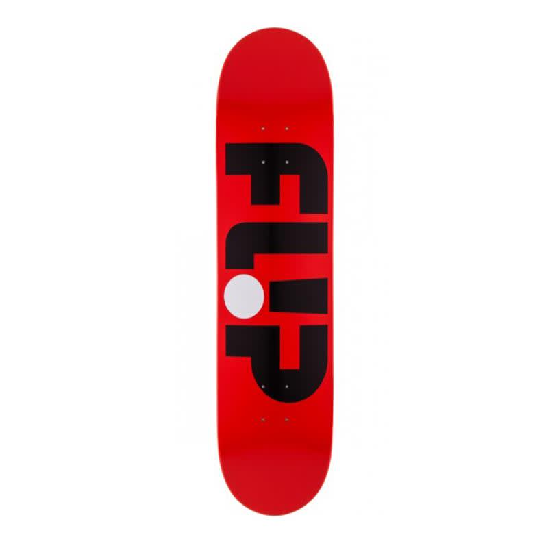Flip Odyssey Logo Deck | Deck by Flip Skateboards 1
