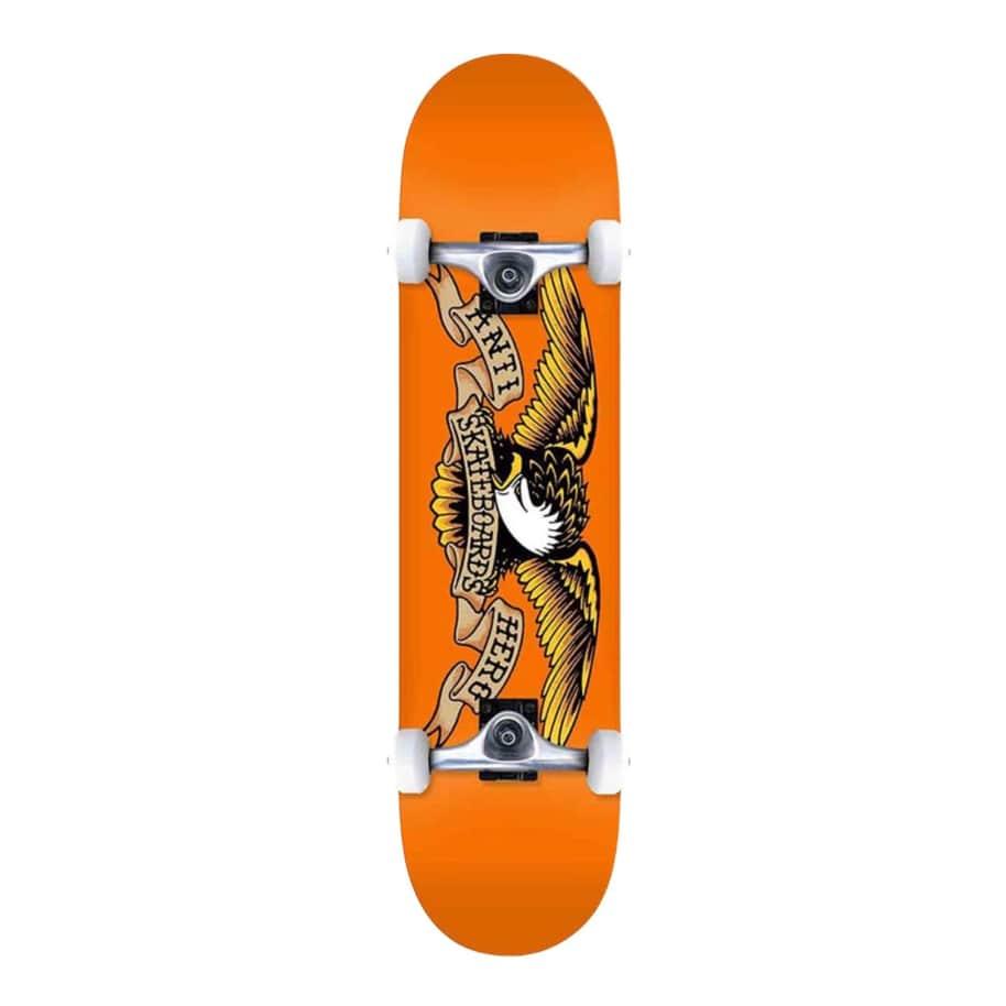 "Antihero Classic Eagle 7.75"" Complete Skateboard | Complete Skateboard by Antihero Skateboards 1"