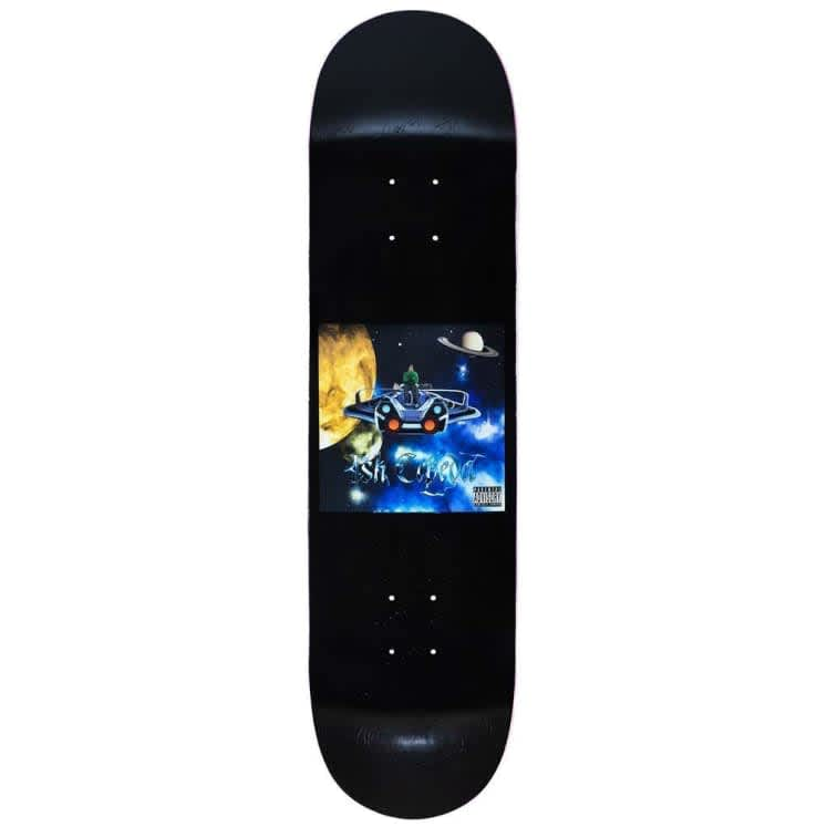 """Ish Cepeda Record 
