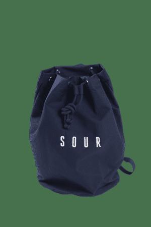 Sour Pat Duffle Bag 2.0 Navy | Bag by Sour Skateboards 1