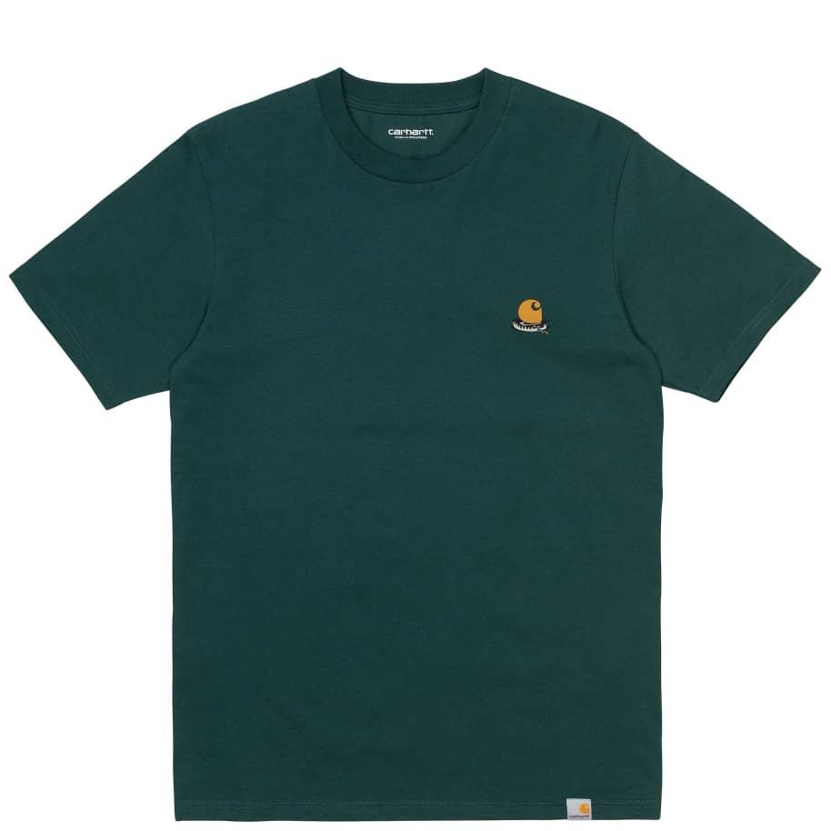 Carhartt WIP Trap T-Shirt - Fraiser   T-Shirt by Carhartt WIP 1