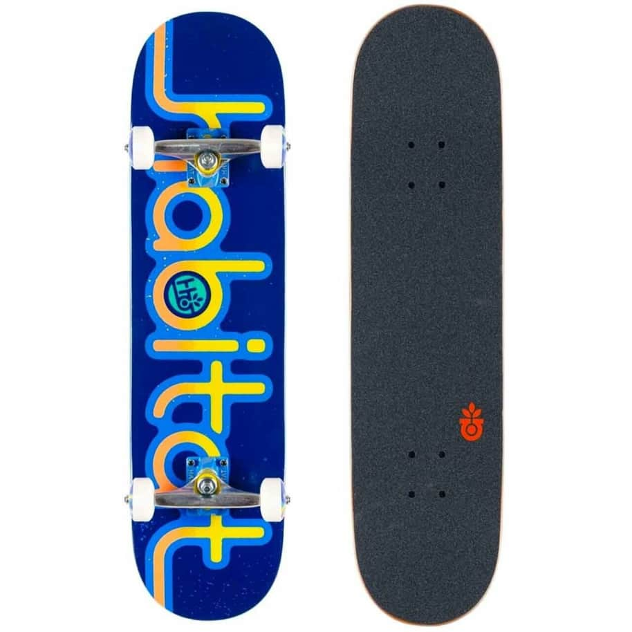 HABITAT Eroded Expo Complete 8.0 | Complete Skateboard by Habitat Skateboards 1