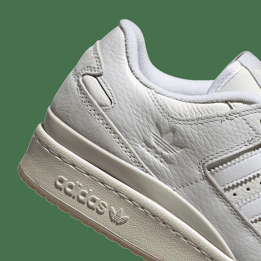 adidas Skateboarding Forum 84 Low ADV Shoes - Chalk White / Ftwr White / Cloud White | Shoes by adidas Skateboarding 9