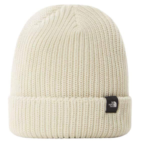 The North Face Fisherman Beanie (Shallow Fit)   Vintage White   Beanie by The North Face 1