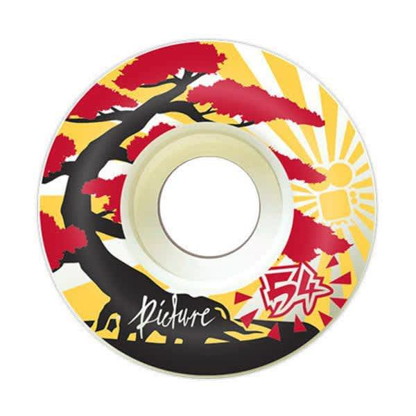 Picture Wheels Bonsai Cruisers 54mm 80a | Wheels by Picture Wheel Company 1