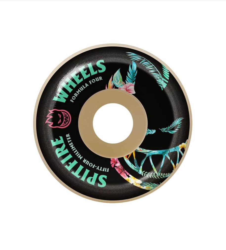 Spitfire Floral big head conical   Wheels by Spitfire Wheels 1