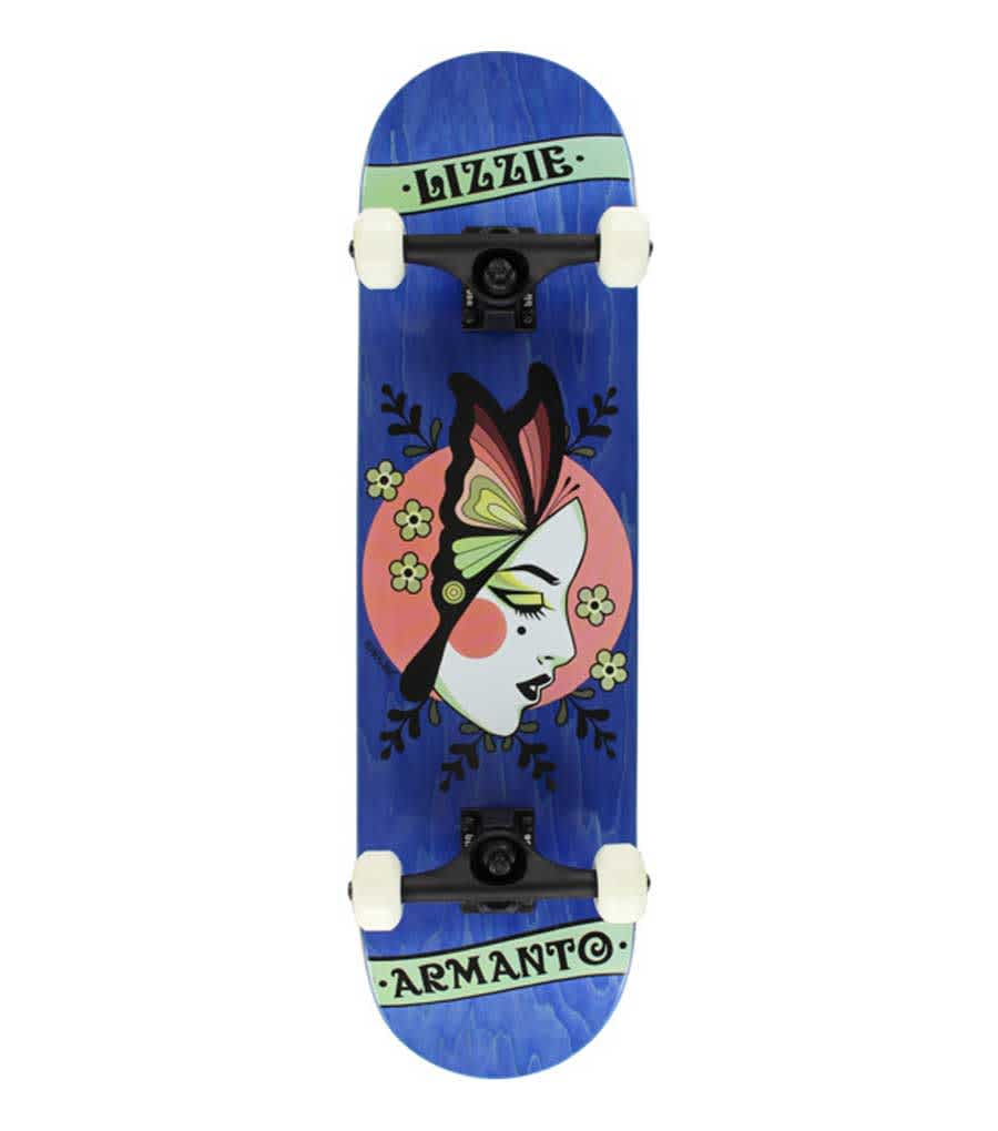 "Birdhouse Complete Armanto Butterfly 8.0"" | Complete Skateboard by Birdhouse 1"