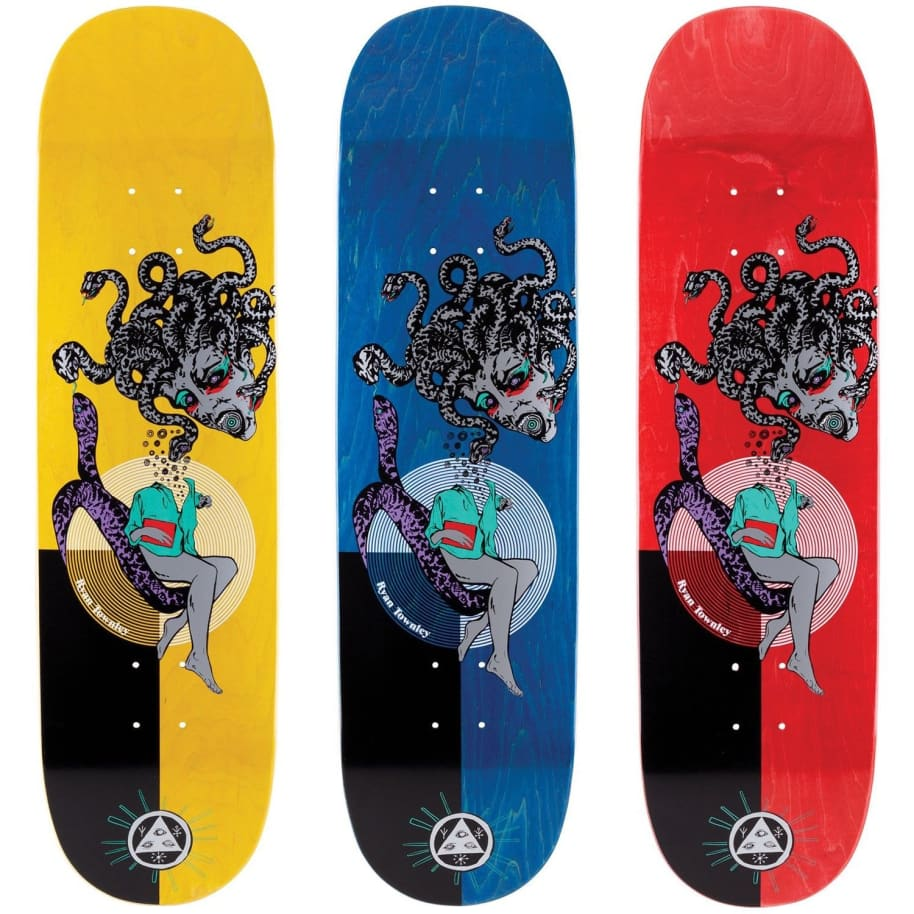 Welcome Skateboards - Gorgon on Enra | Deck by Welcome Skateboards 1
