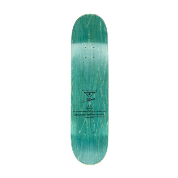 "Alltimers Bored Board Flor Skateboard Deck - 8.25"" | Deck by Alltimers 2"