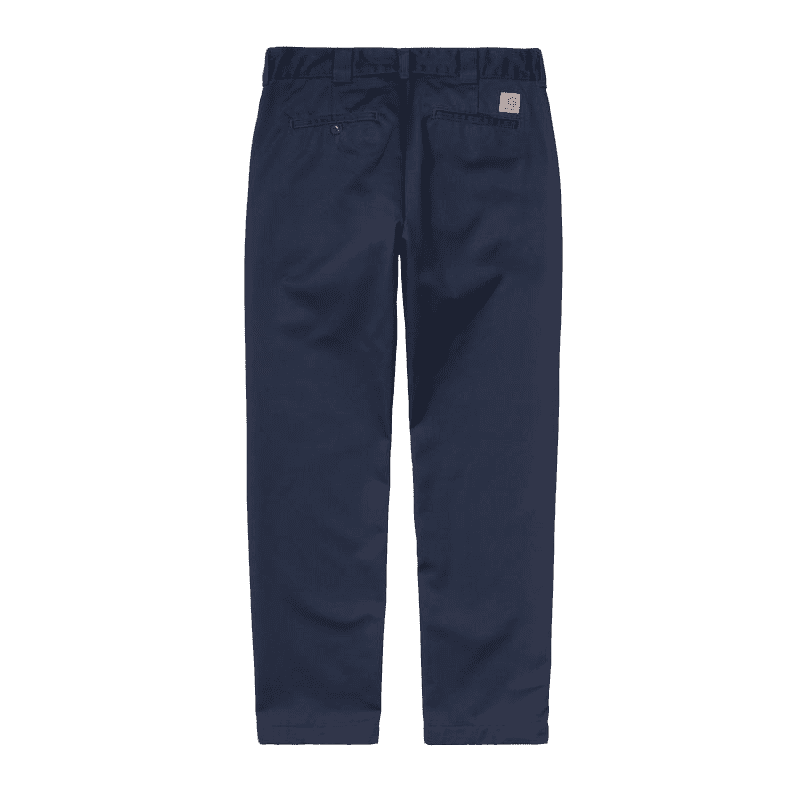 Carhartt WIP Master Pant - Rinsed Space | Trousers by Carhartt WIP 1