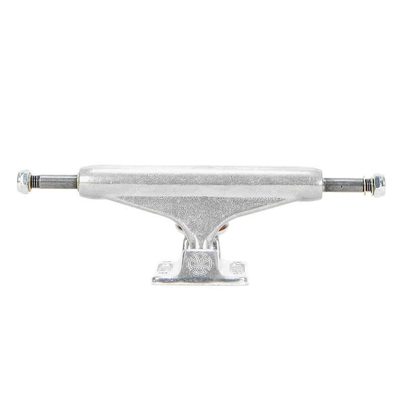 Independent 144 Mid Trucks - Polished Silver | Trucks by Independent Trucks 1