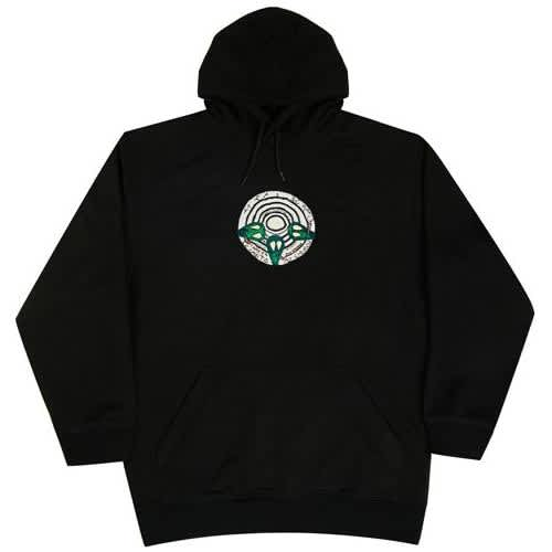 Come To My Church 3 THINGS Hoodie - Black | Hoodie by Come To My Church 1